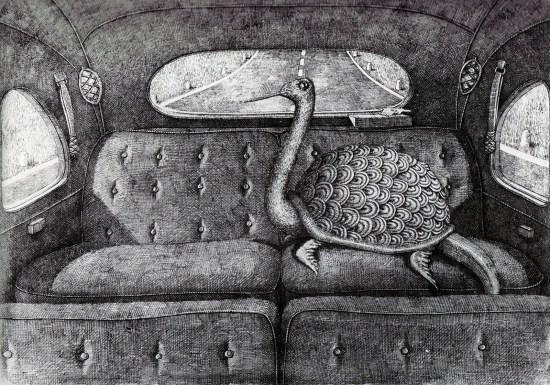 Edward Gorey Çalışmaları