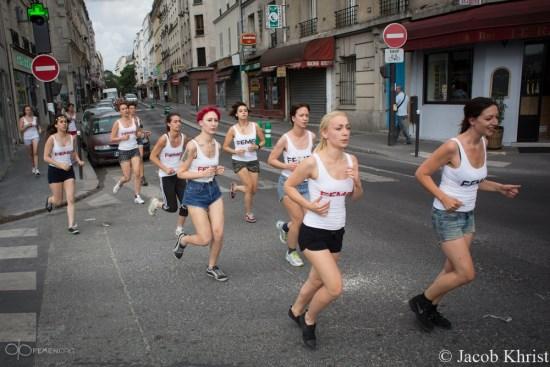 Ukrayna Femen Örgütü