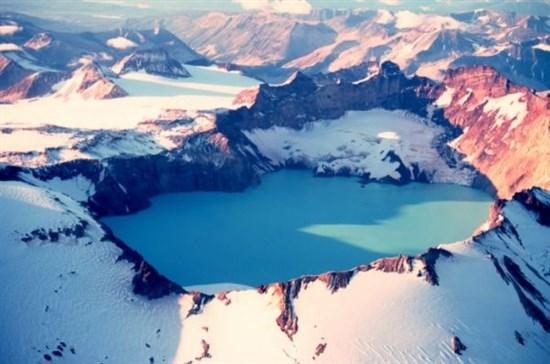 BuzulSirk Gölü