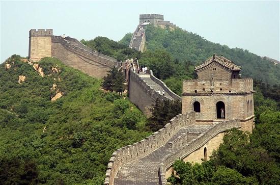 Çin Seddi Yürüyüş