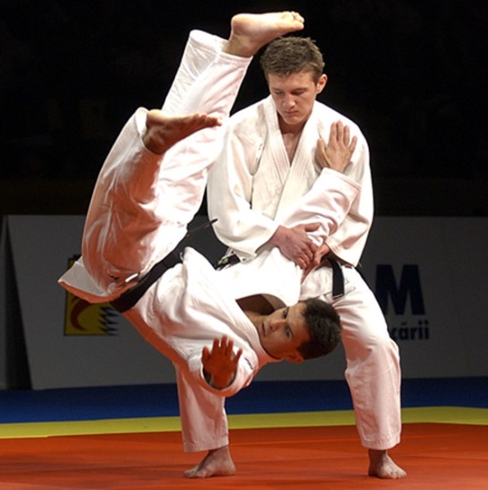 Judo sporu