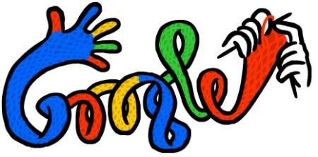 Kışın ilk günü Google Doodle