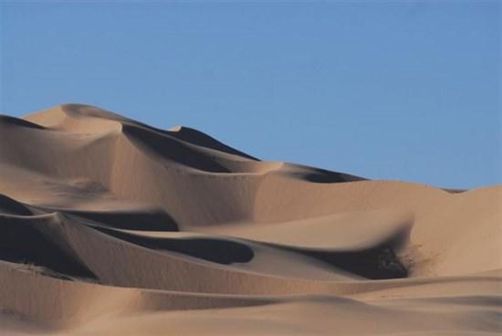 Moğolistan Gobi Çölü