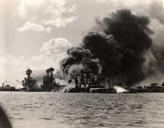 Pearl Harbour Baskını