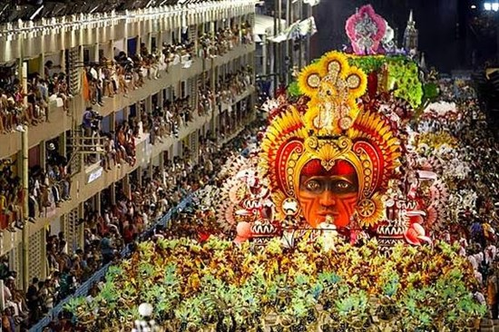 Salvador Karnavalı
