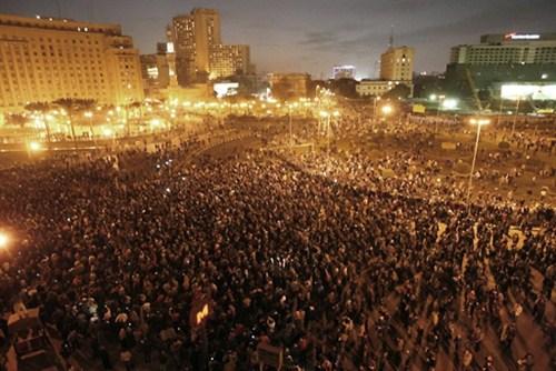 Tahrir Meydanı Nedir?