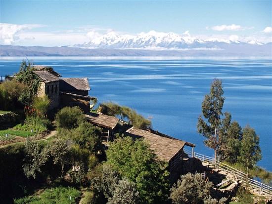Titicaca Gölu
