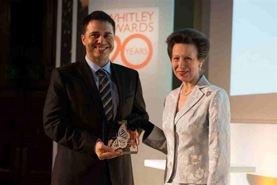 Whitley Gold Ödülü